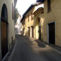 castellanza di Bosto (Varese): via Ravasi, Варезе