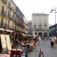 Como_piazza duomo_Italy, Комо