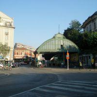 Como train station_Italy, Комо