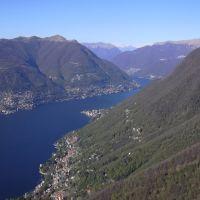 Italy, Brunate, Комо