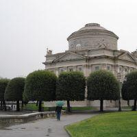 Monument Tempo Voltiano, Комо