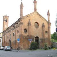 CREMONA  Chiesa di Santa Maria, Кремона