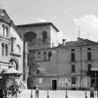 La piazzetta di San Luca, Кремона