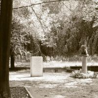 """Il monumento a Giovanni Carnovali detto """"Il Piccio"""", Кремона"""
