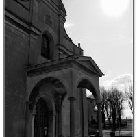 Santuario a Malpaga, Леччо