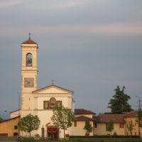 Cavernago - Chiesa, Леччо