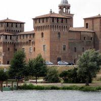 Mantova, castello di San Giorgio dal Lago di Mezzo, Мантуя