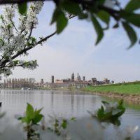 Mantova ancora una volta veste la primavera., Мантуя
