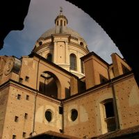 Basilica di s .Andrea MANTOVA, Мантуя