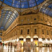 Galleria Vittorio Emanuele II, July 2010, Милан