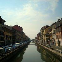 Ανοιξιάτικο Navigli (Spring Navigli), Милан