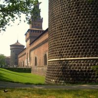 Castello Sforzesco (2), Милан