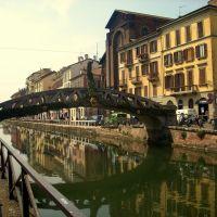 Αντανακλάσεις στο Μιλάνο (Reflections in Milan~Reflecciones a Milan), Милан