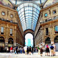 Milano - Galleria Vittorio Emanuele II, Милан