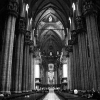 Duomo di Milano - Navata Centrale, Милан