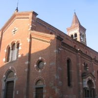 Monza - chiesa San Pietro Martire, Монца