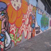 Monza - Graffiti via Solferino, Монца