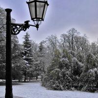 #29 - Villa Reale...la prima nevicata del 2008...Magica!, Монца