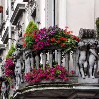Balcone fiorito, Монца