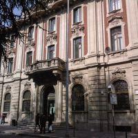 Transalpinos Bank, Монца