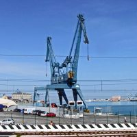 2008 - Ancona - Veduta sul porto, Анкона