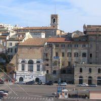 Ancona, İtalyaya veda, Анкона