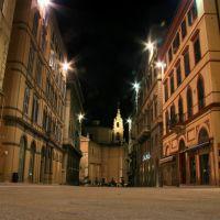 Ancona di notte, Анкона