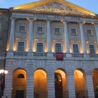 Teatro delle Muse, Ancona, Italy, Анкона