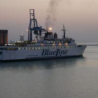 Ancona - Porto, nave diretta a Split, Анкона