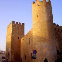 Alcamo - Castello dei Conti di Modica, Алькамо