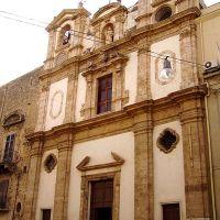 Alcamo - Chiesa SS Paolo e Bartolomeo, Алькамо