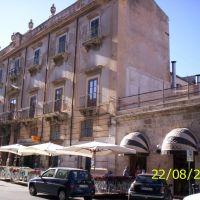 Bar 900 e Palazzo Pastore, Алькамо