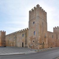 Castello dei conti di Modica, Alcamo., Алькамо