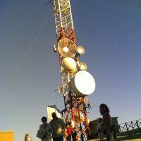 Antenna sul Monte Bonifato, Алькамо
