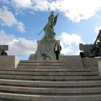 Caltanissetta - Il monumento ai Caduti, Калтаниссетта