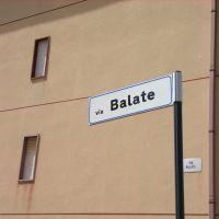 Via Balate, Калтаниссетта