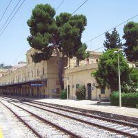 Caltanissetta, Bahnhof, Калтаниссетта