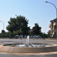Nuova fontana in Via Ferdinando I°, Калтаниссетта