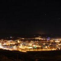 Panorama notturno Caltanissetta, Калтаниссетта