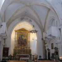 S. Agata al Carcere ( campata gotica ), Катания