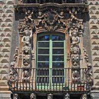 Catania - Monastero dei Benedettini, Катания