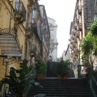 Scala Alessi, Катания
