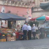 Catania Street Scene, Катания