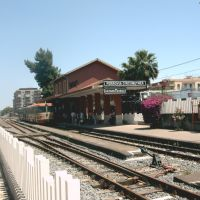 Stazione Ferrovia Circumetnea Catania-Borgo, Катания