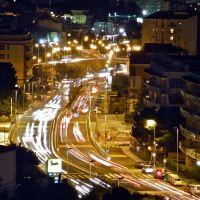 Circonvallazione di Catania, Катания
