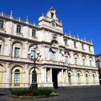 catania - palazzo delluniversità, Катания