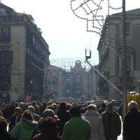 Via Etnea Sud (05/02/2006), Катания