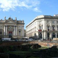 Piazza Stesicoro (05/02/2006), Катания
