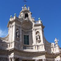 Catania - Basilica Collegiata, Катания