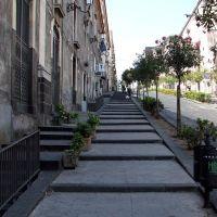 Catania - Via Antonino di San Giuliano, Катания